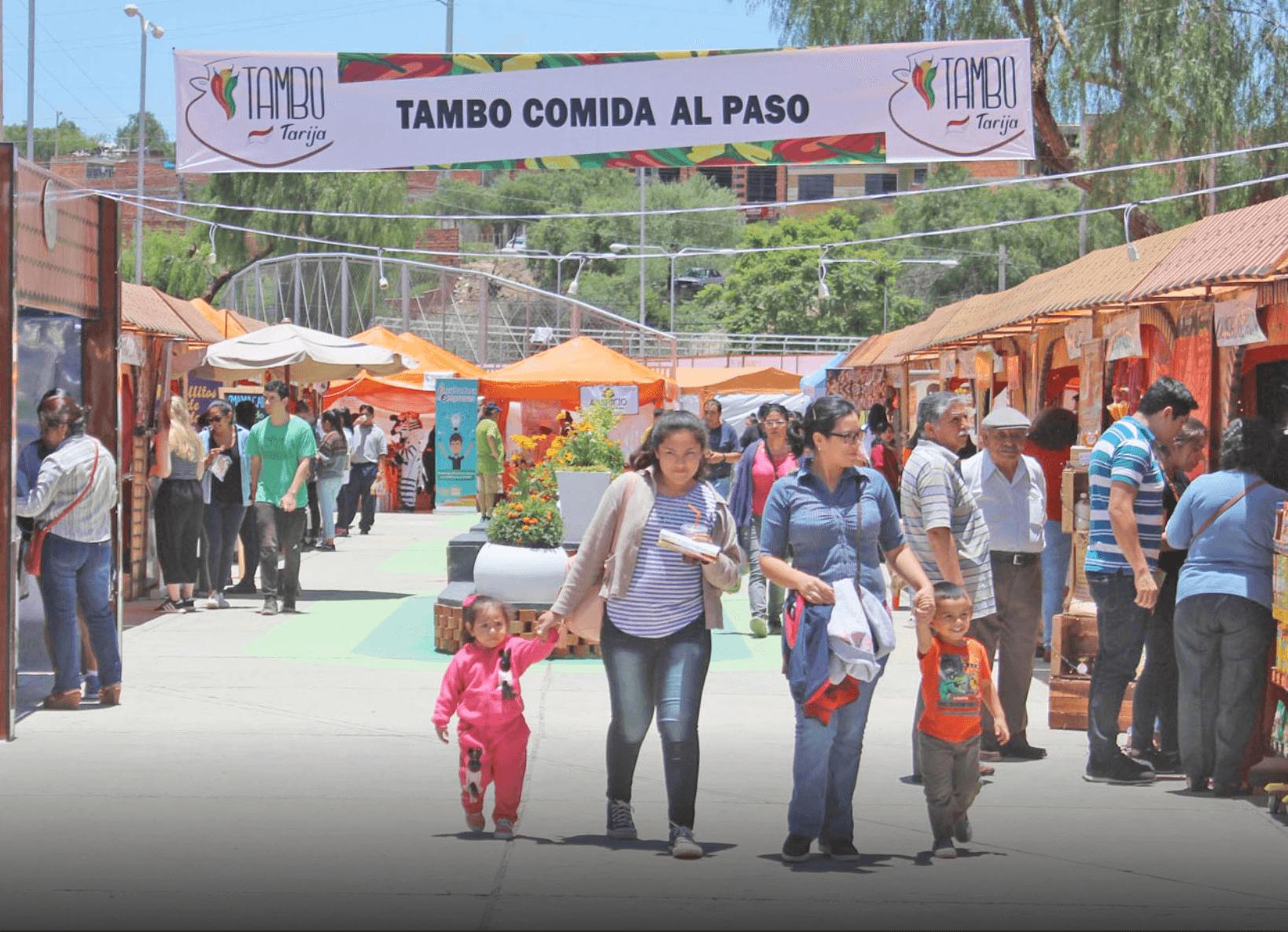Tambo Tarija 2018 reúne a más de 200 expositores